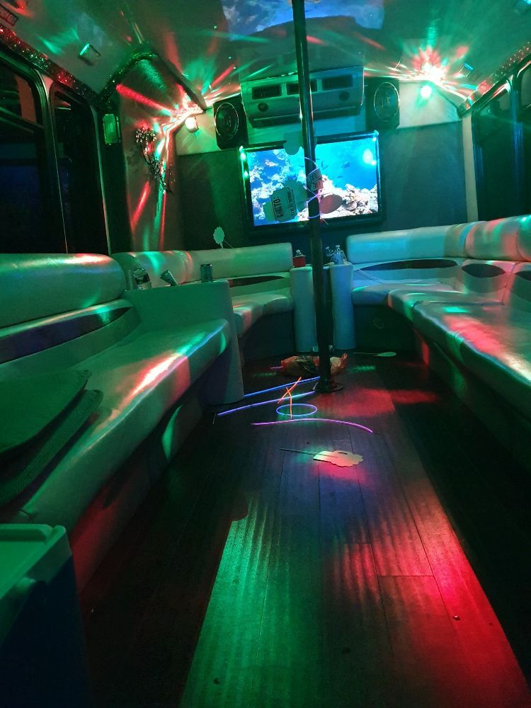 Party Transportation: 1332 Atlantic Ave, Atlantic City, NJ