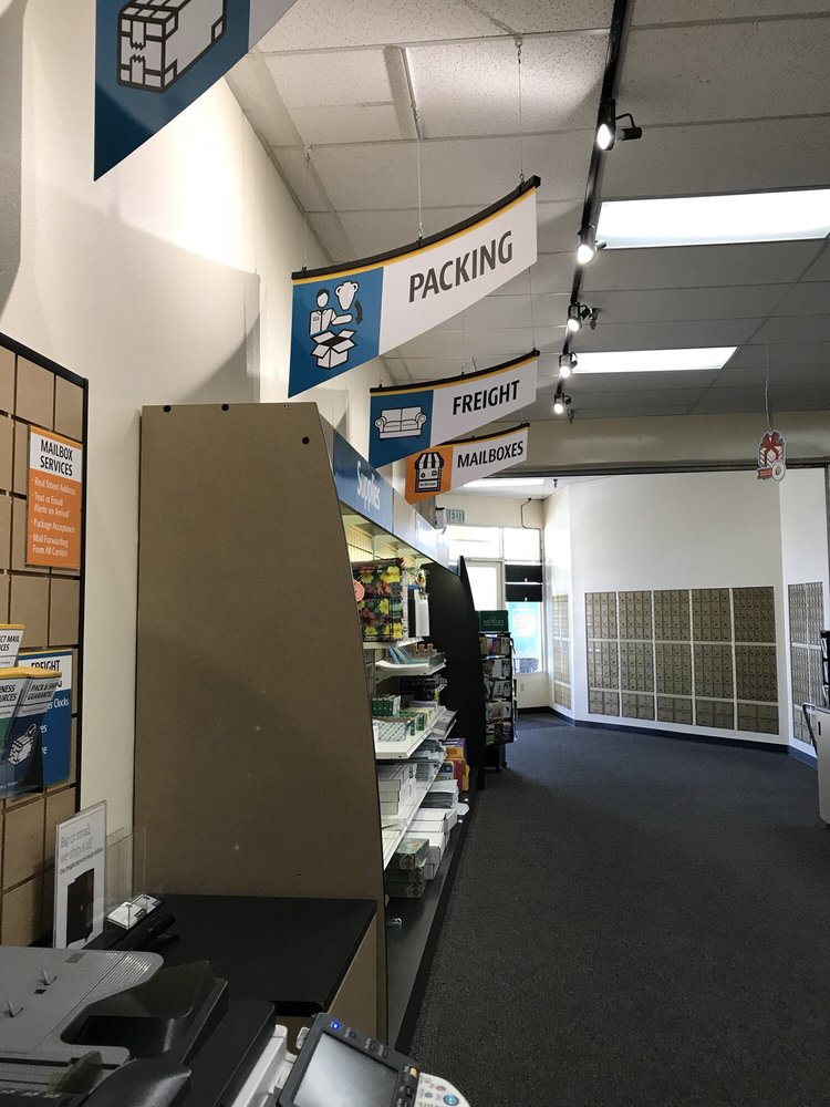 The UPS Store: 22431 Antonio Pkwy B160, Rancho Santa Margarita, CA