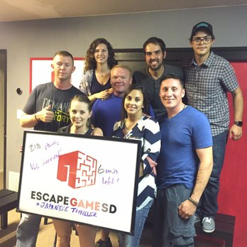 The Great Escape Room San Diego Hillcrest