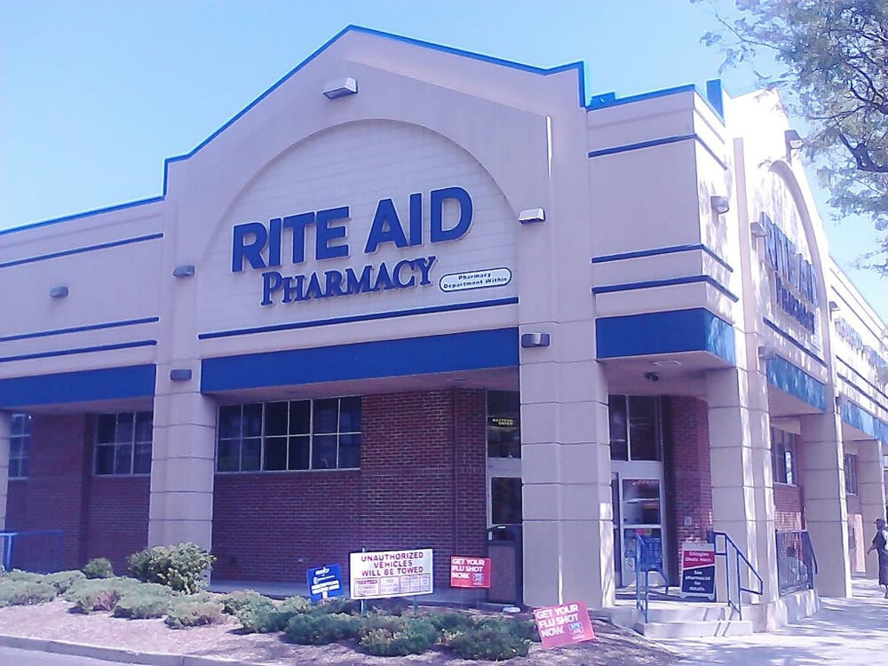 Rite Aid Atlantic Ave Atlantic City Nj
