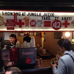 Jungle juice melbourne