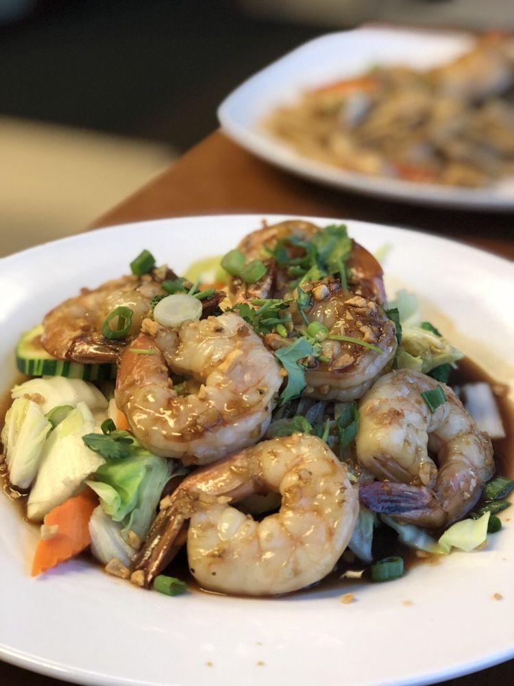 Thai Thai Restaurant: 1452 Sheridan Ave, Cody, WY