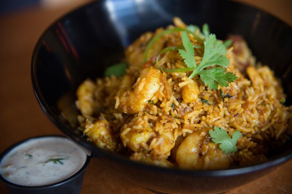 Tarka Indian Kitchen: 3701 S Shepherd, Houston, TX