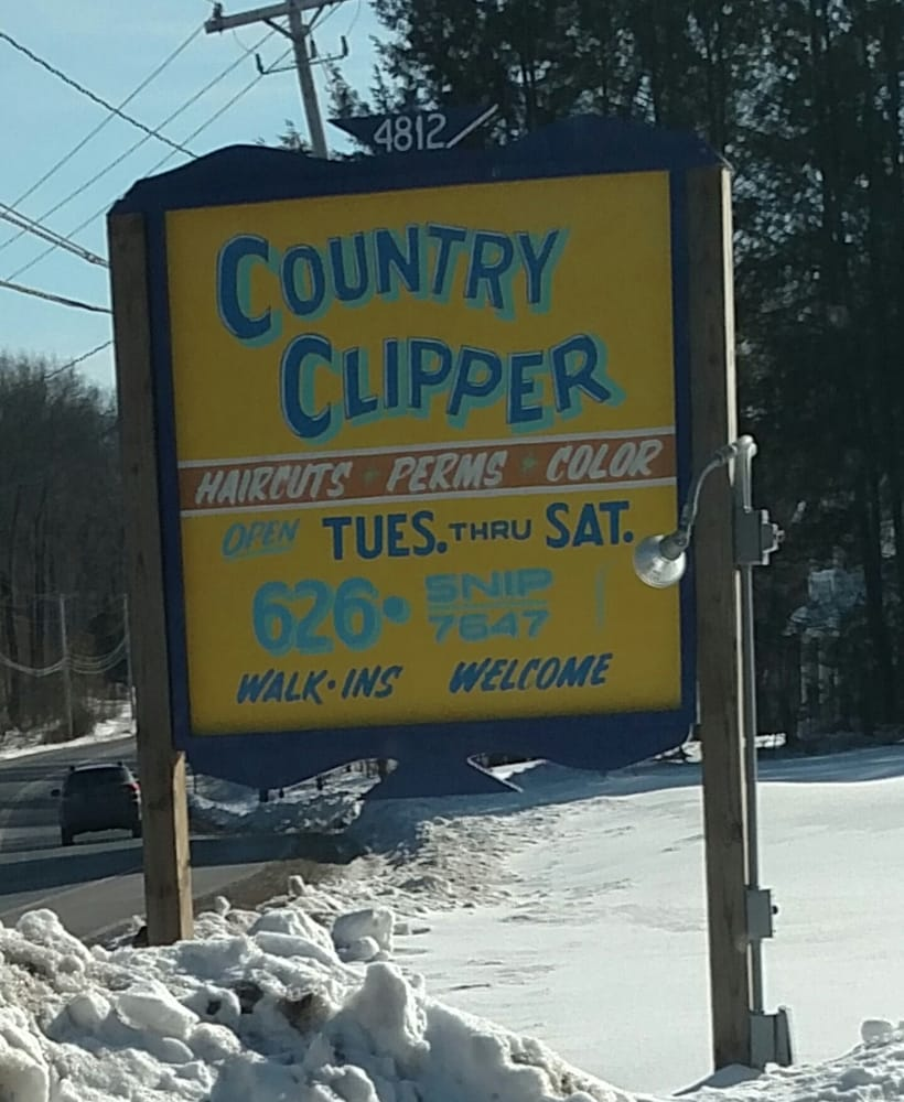 Country Clipper: 4812 US Hwy 209, Accord, NY