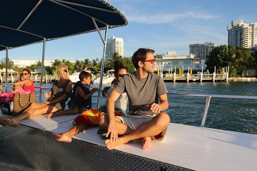 Kustom Charters: 1635 N Bayshore Dr, Miami, FL