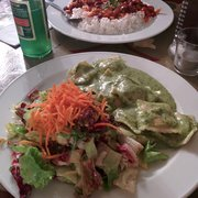 ... Alemania Foto De Esszimmer FeineKost   Hamburgo, Hamburg, Alemania.  Ravioli And Veggie Chilli ...