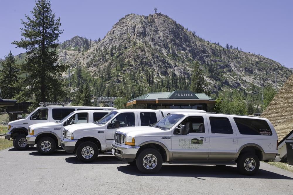 Tahoe Elite Private Car Service