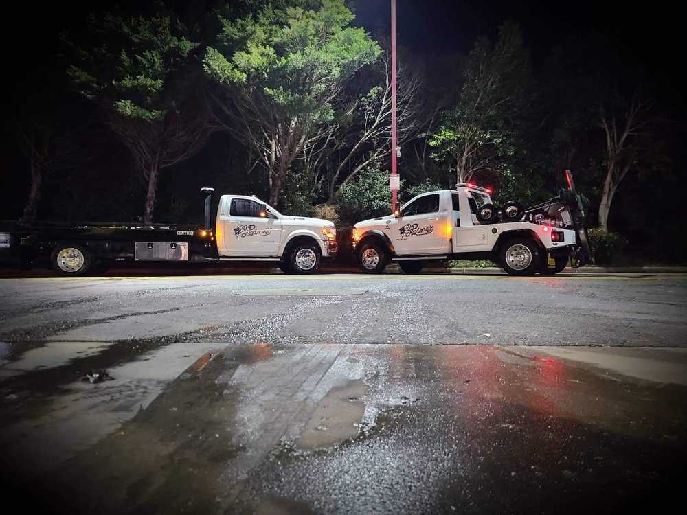 Towing business in Greenville, NC