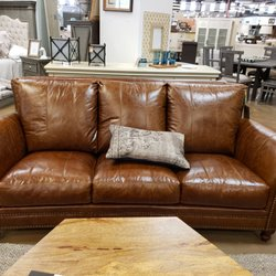 Incroyable Photo Of Alabama Furniture Market   Calera, AL, United States. Cute Leather  Couch