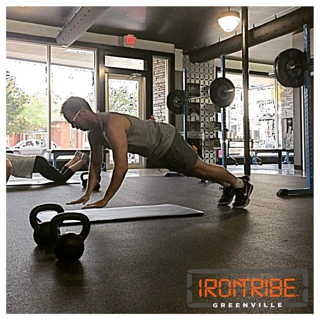 Iron Tribe Fitness - Greenville