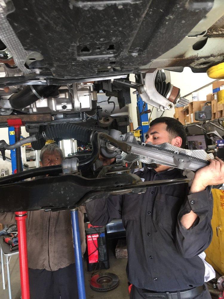 Aaliyah's Auto Repair: 3332 Paul Davis Dr, Marina, CA