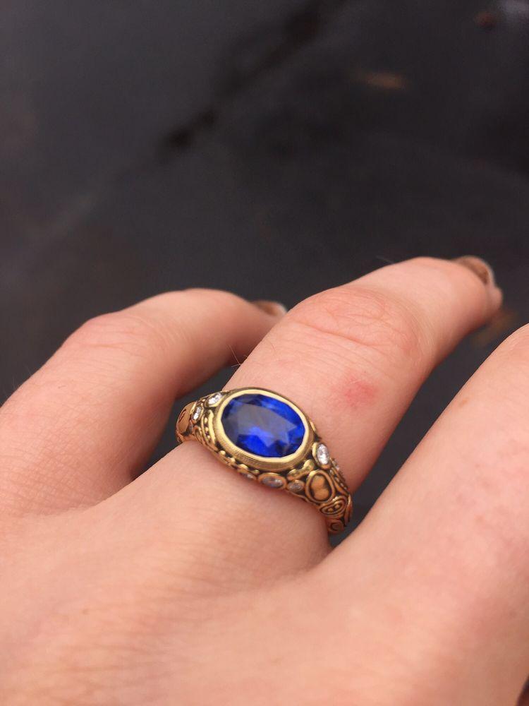 A Scott Rhodes Jeweler Gemologist