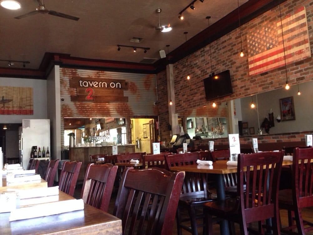 Tavern On  Long Beach Ca Menu