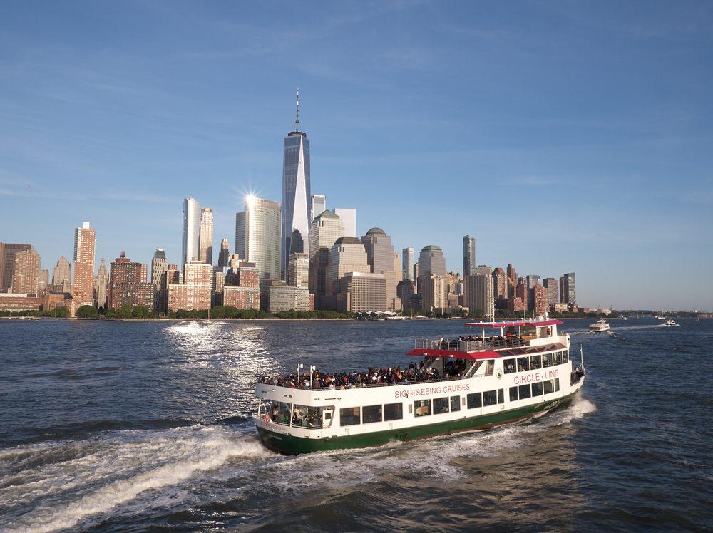 Circle Line Sightseeing Cruises: Pier 83 W 42nd St, New York, NY