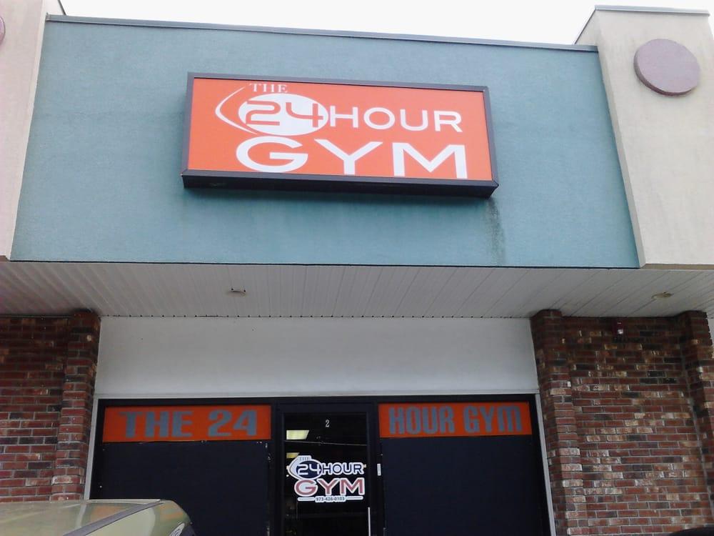 The 24 Hour Gym: 141 US Hwy 46, Budd Lake, NJ