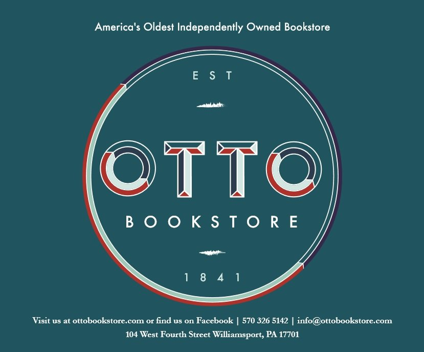 Otto Bookstore: 107 W 4th St, Williamsport, PA