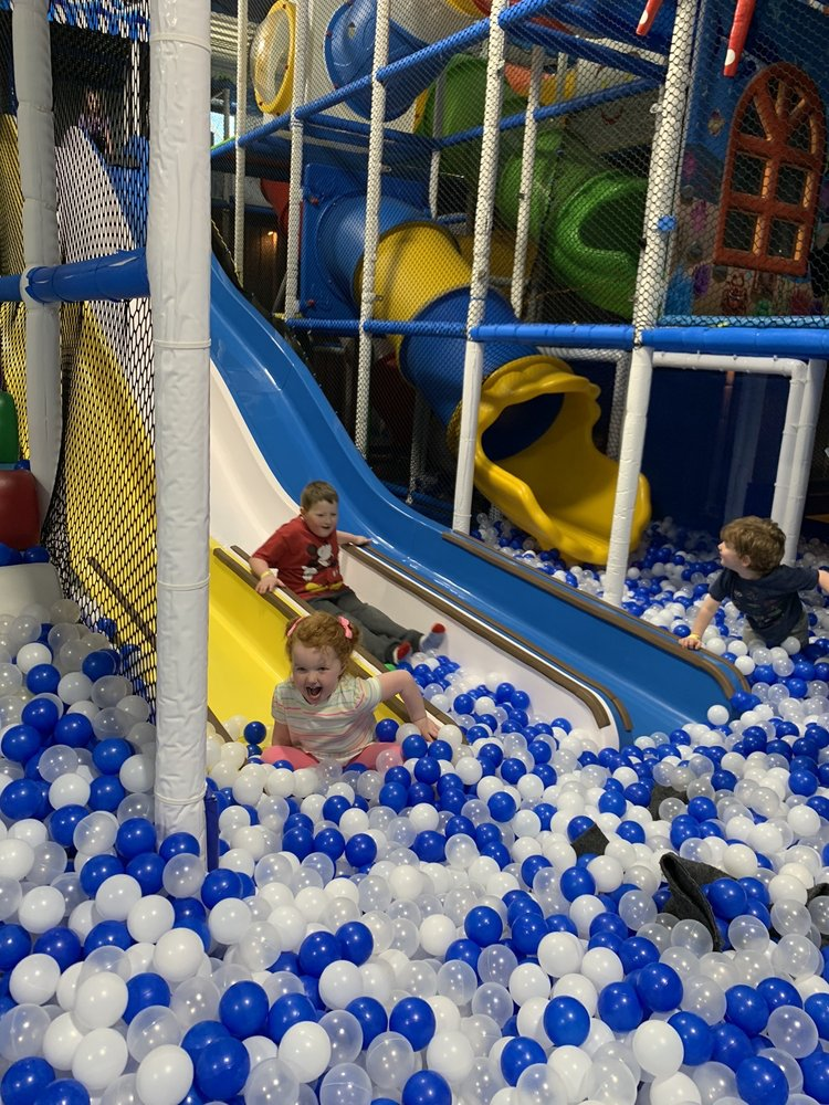 Ocean Adventures Indoor Playground: 2630 S Duquesne, Joplin, MO