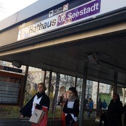 U2 Rathaus - Train Stations - Friedrich Schmidt Platz 3