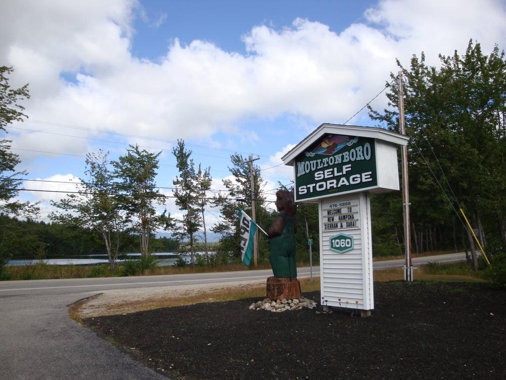 Moultonboro Self Storage: 1060 Whittier Hwy, Moultonborough, NH