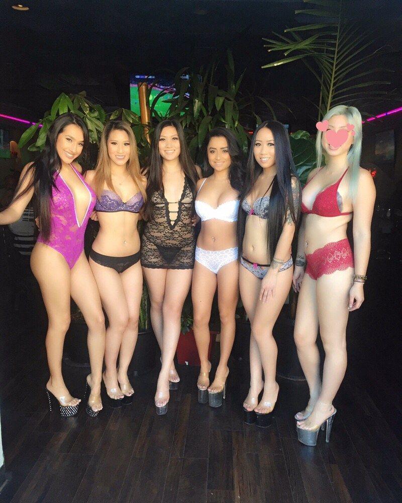 bikini chin gang