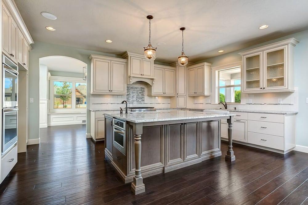 highland homes custom kitchen yelp