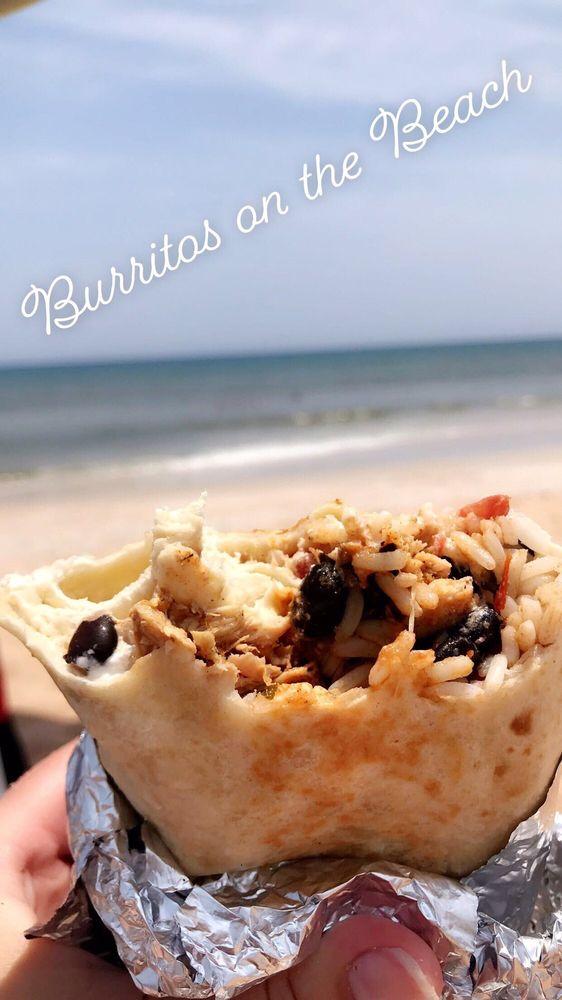 A1A Burrito Works: 400 S Oceanshore Blvd, Flagler Beach, FL