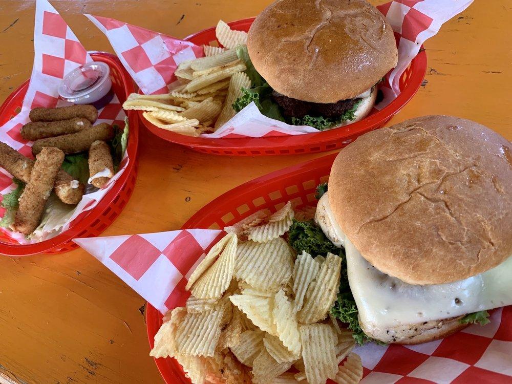 Bend Cafe: 112 CR 438, Bend, TX