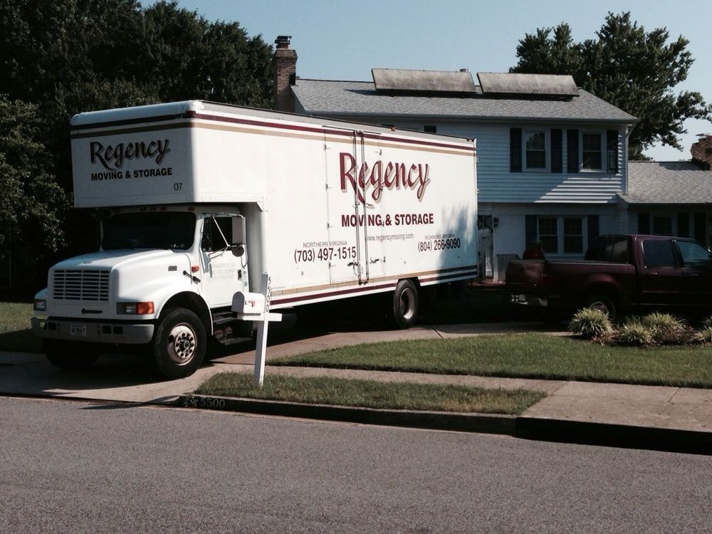 Regency Moving & Storage: 15433 Farm Creek Dr, Woodbridge, VA