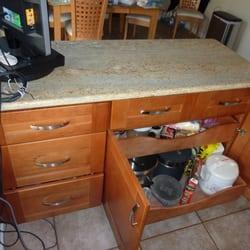 KZ Kitchen Cabinet and Stone - CLOSED - Interior Design ...