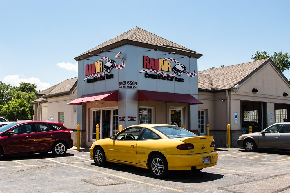 Rad Air Complete Car Care and Tire Centers