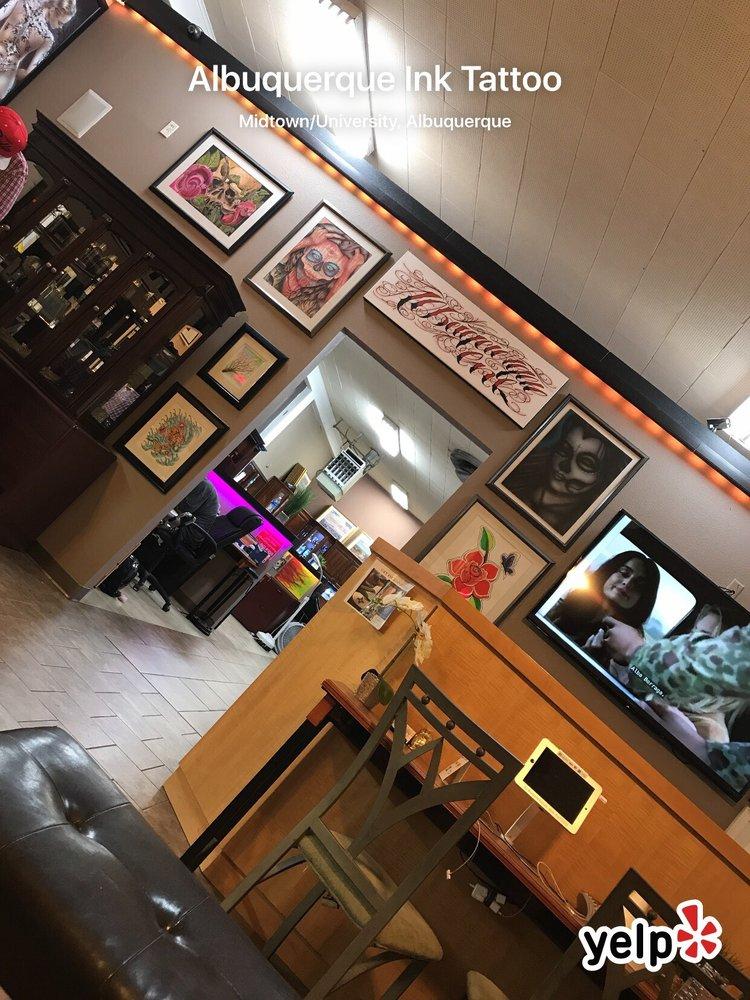 b44f7e5d9 Albuquerque Ink Tattoo: 4815 Central Ave NE, Albuquerque, NM