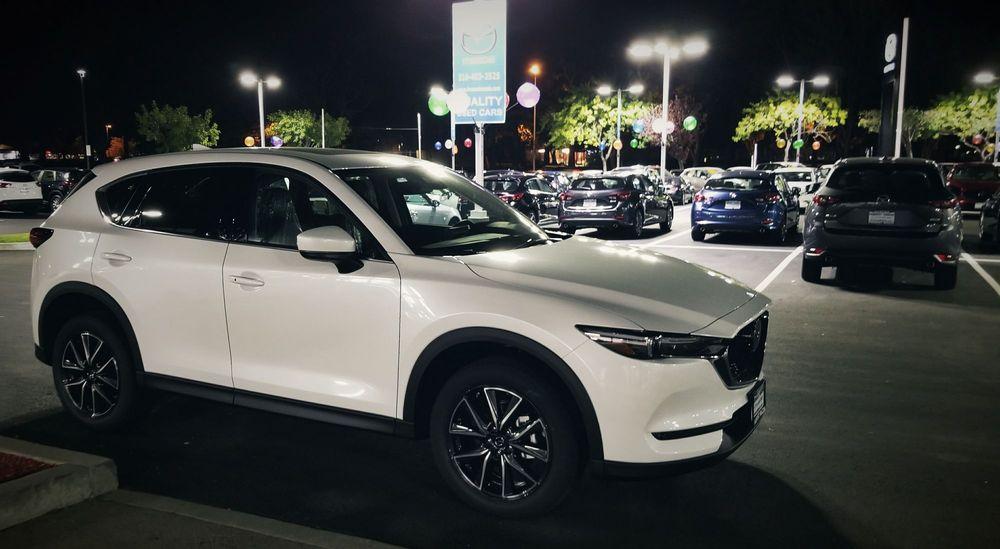 Photo Of Fremont Mazda Newark Ca United States Here She Is