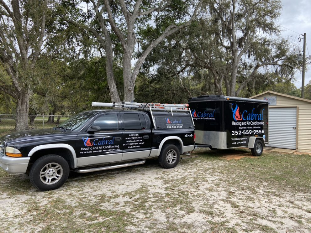 Cabral Heating and Air Conditioning: Wildwood, FL