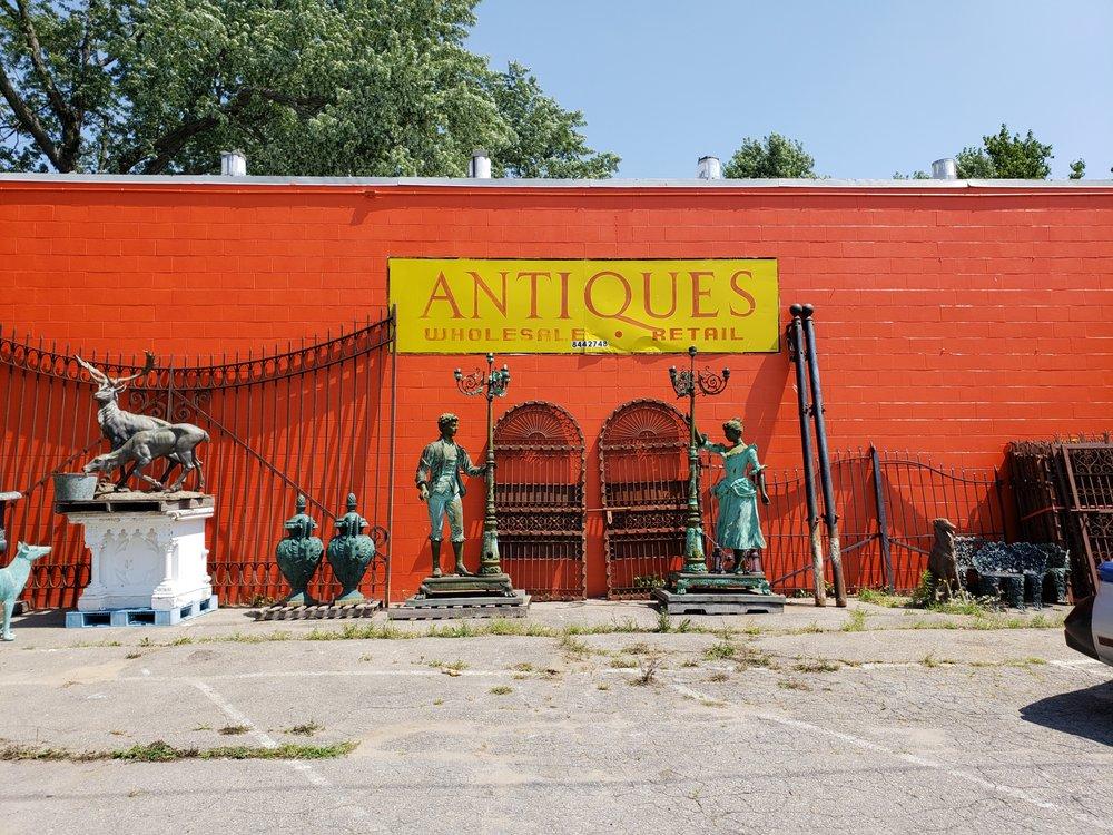 Pine Street Antique Gallery: 176 N Pine St, Gloversville, NY