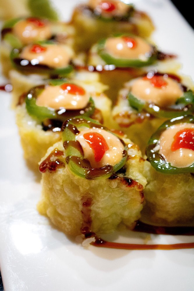 Genki Sushi And Kitchen: 11009 Allisonville Rd, Fishers, IN