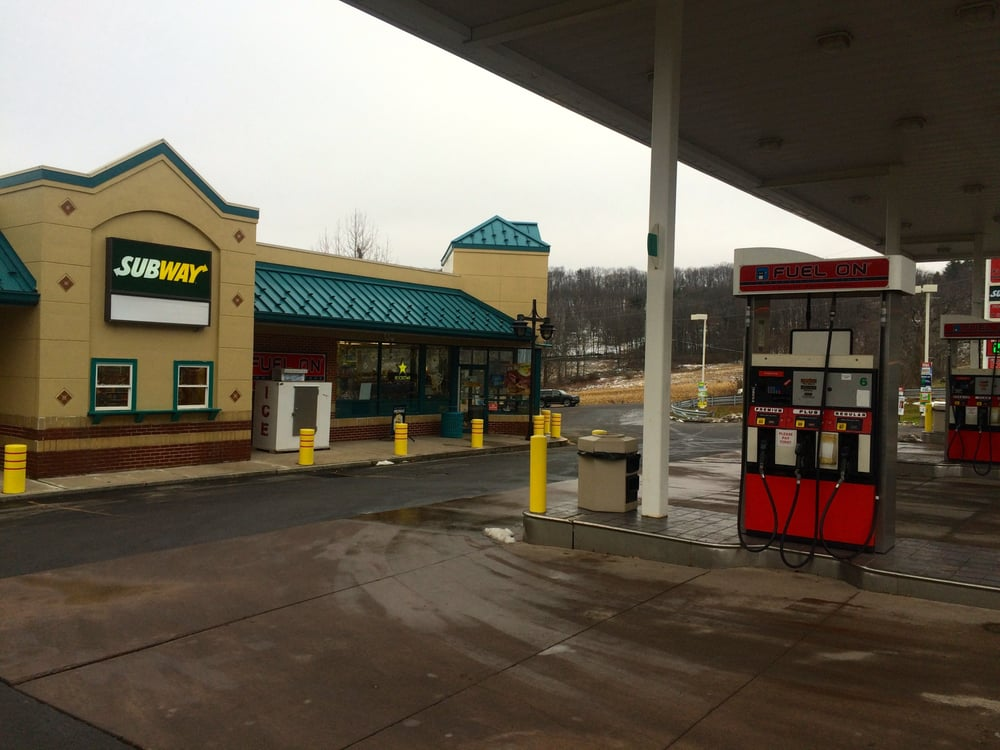 Subway: 6 W Butler Dr, Drums, PA
