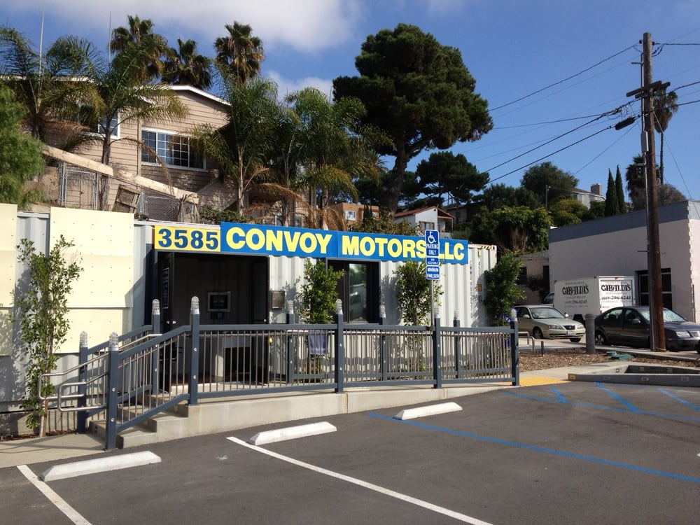 Convoy motors 17 beitr ge autohaus 1040 national for Starmount motors south blvd