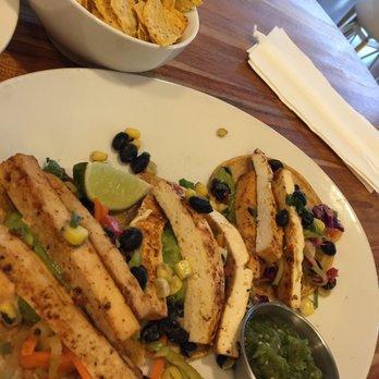 Photo Of LYFE Kitchen   Henderson, NV, United States. Tofu Tacos W/
