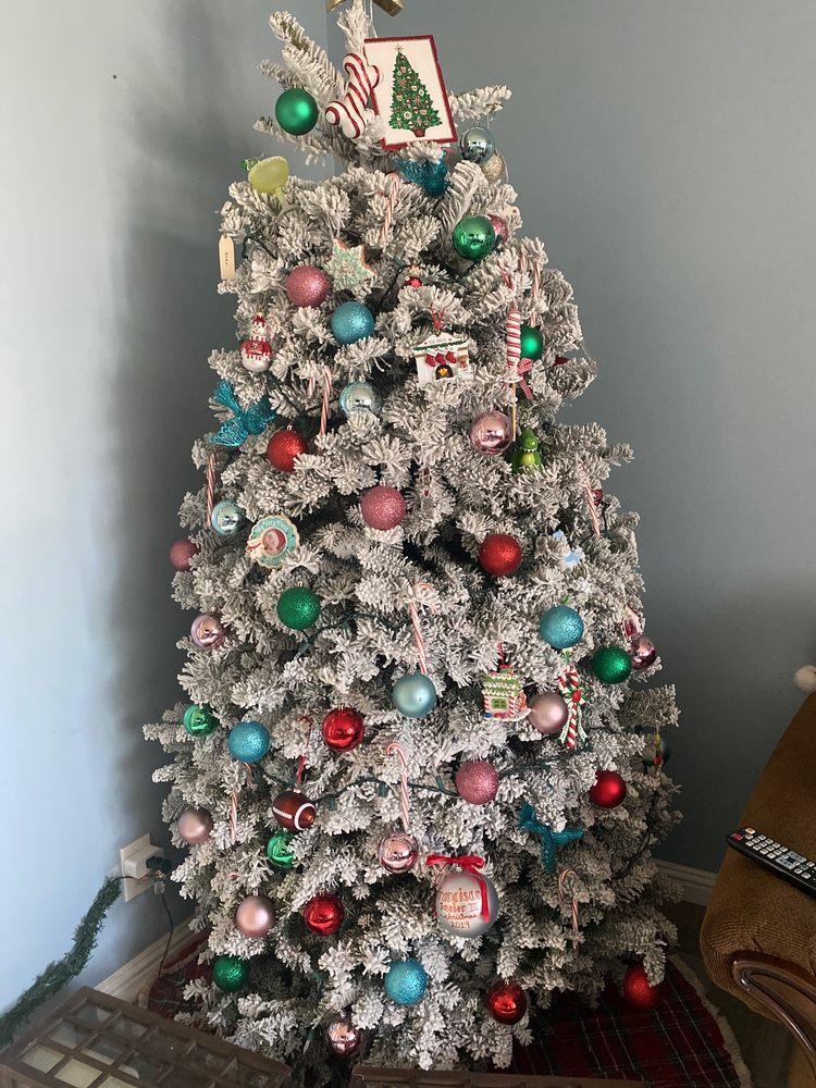 Mr. Jingles Christmas Trees: 17520 Prairie Ave, Torrance, CA