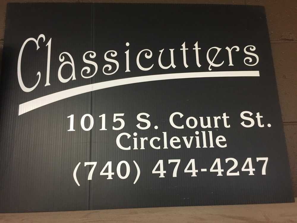 Classicutters: 1015 S Court St, Circleville, OH