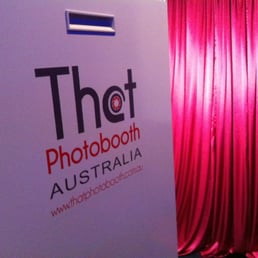 Photo Of That Photobooth Australia Melbourne Victoria High Quality Booth Strip