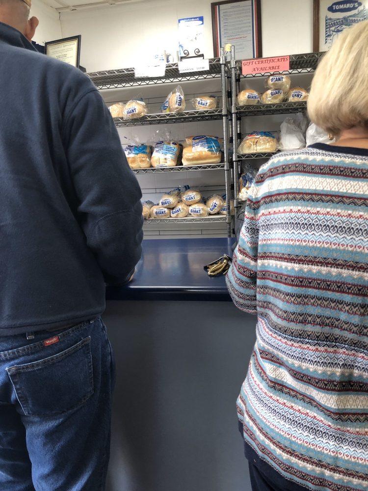 Tomaro's Bakery: 411 N 4th St, Clarksburg, WV
