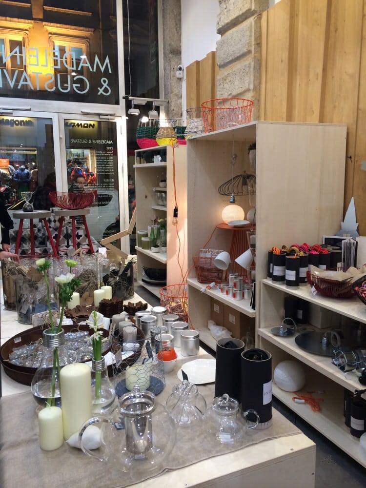 madeleine gustave cerrado tienda concepto 21 rue de brest cordeliers lyon francia yelp. Black Bedroom Furniture Sets. Home Design Ideas