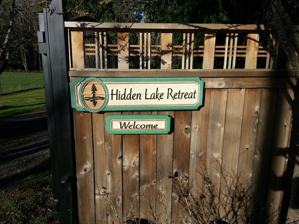 Hidden Lake Retreat