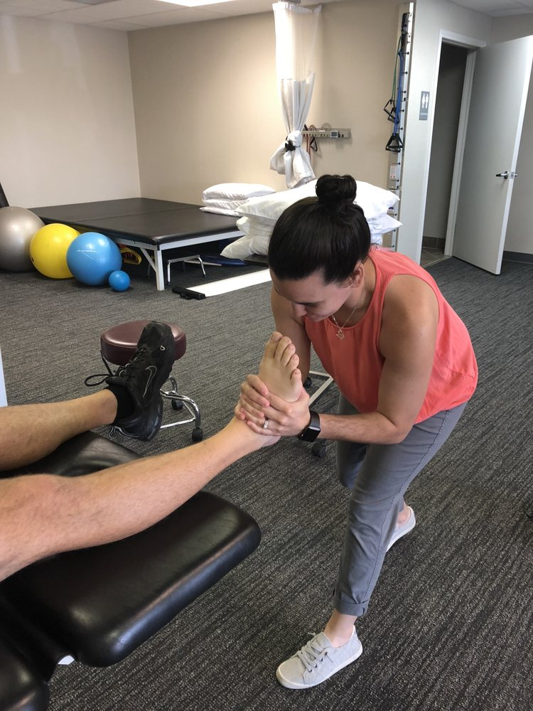 Rebound Sports & Physical Therapy: 1710 S Clack St, Abilene, TX