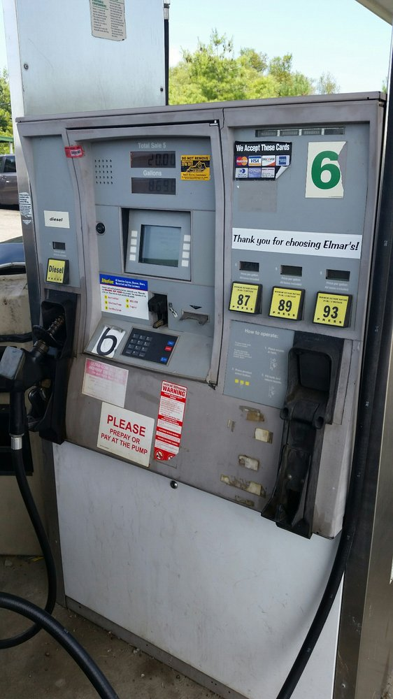 Elmar's Gas Station: 5655-5677 Taylorsville Rd, Fisherville, KY