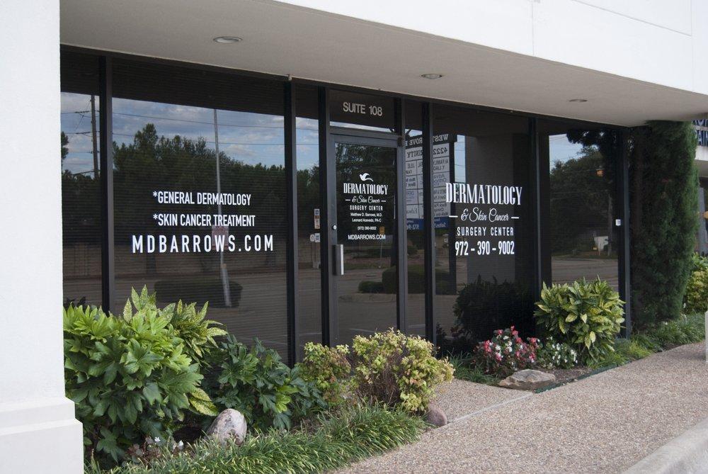 Dermatology & Skin Cancer Surgery Center: 4222 Trinity Mills Rd, Dallas, TX
