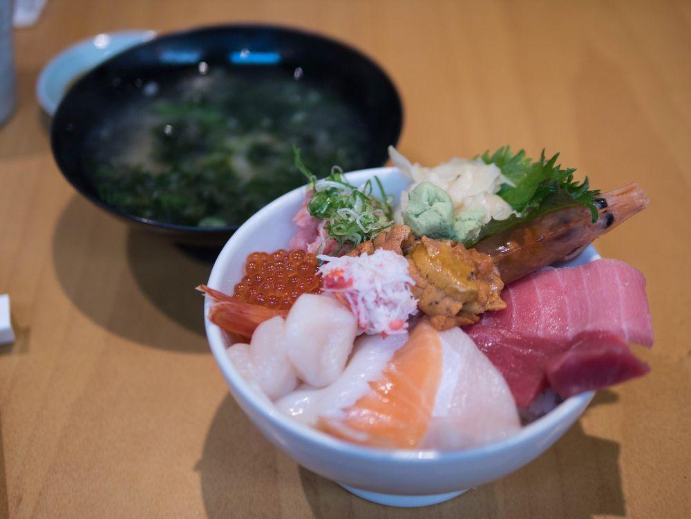 Tsukiji Itadori Uogashi Senryo