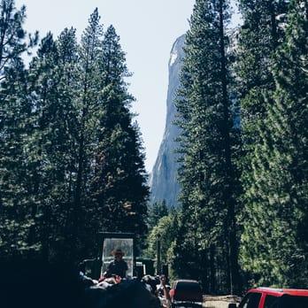 Nice Photo Of Yosemite Valley Floor Tour   Yosemite Valley, CA, United States.  Sitting