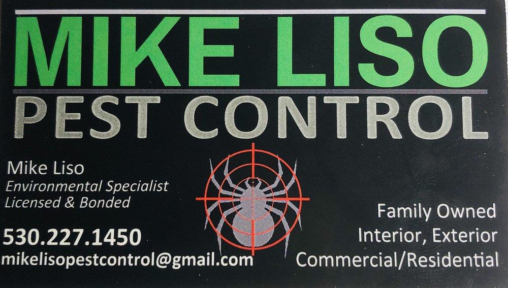 Mike Liso Pest Control: Bella Vista, CA